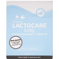 Lactocare baby, 7,5 ml.