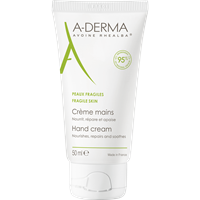 A-Derma Handcream, 50 ml.